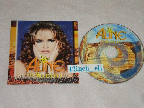 aline tu mentira 99 azteca single promo mx 3 tracks autograf