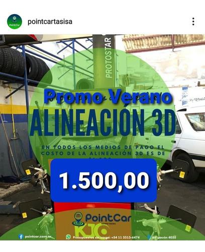 alineacion 3d
