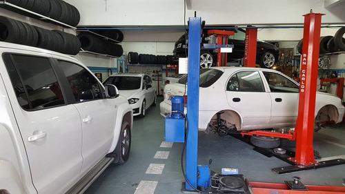 alineacion, balanceo, alineacion de faros, frenos suspension