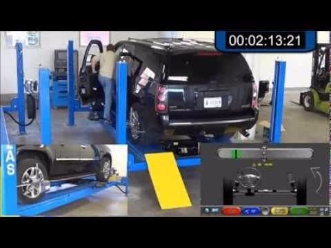 alineacion balanceo - tren delantero-suspension-frenos