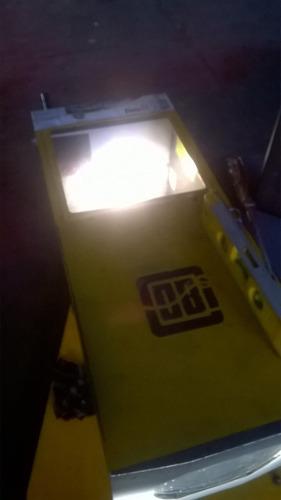 alineación de luces y faros en caba trabajos con garantía.