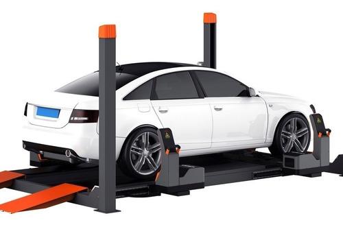 alineación doble + 4 balanceos + rotación para auto