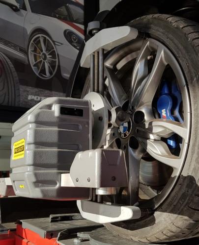 alineado + balanceado x4 + rotación + control para auto