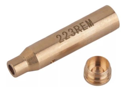 alineador 223 regimador colimador láser 5.56 rem