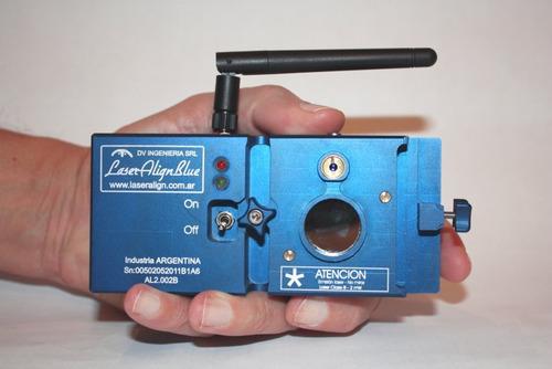 alineador laser de ejes laseralignblue dvingenieria