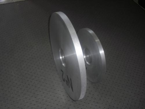 alinhamento de discos alfacut