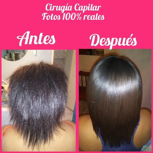 alisa tu cabello restauralo y olvídate de la plancha