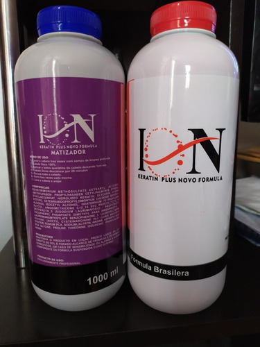 alisado brasilero ion keratin plus 1 litro keratina
