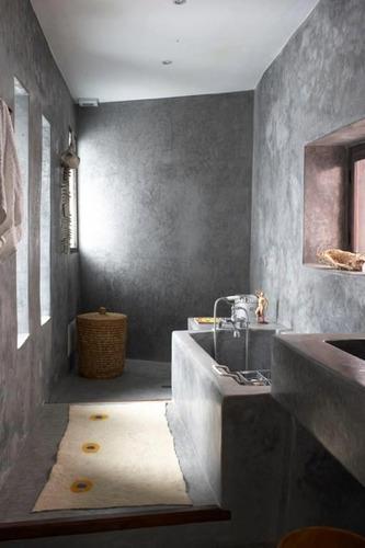 alisado cemento microcemento