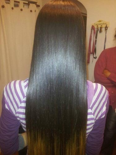 alisado para el cabello
