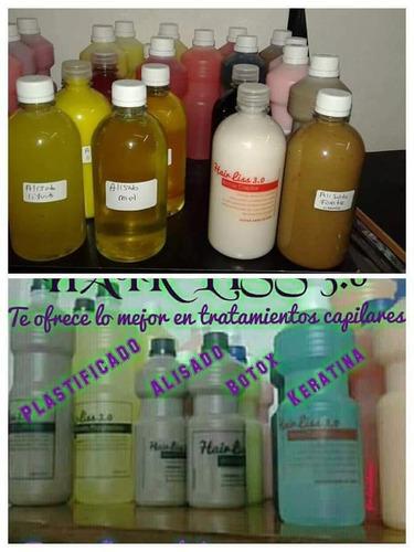 alisado. producto x 1 litro dto 10 %