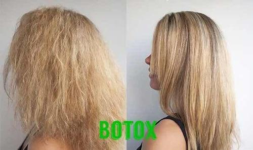 alisado + sellado / plastificado + queratina + botox 4 lts