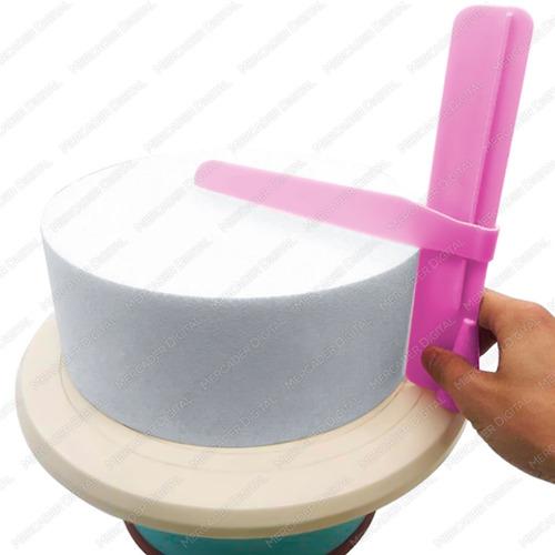 alisador ajustable para fondant betún de pastel + envío