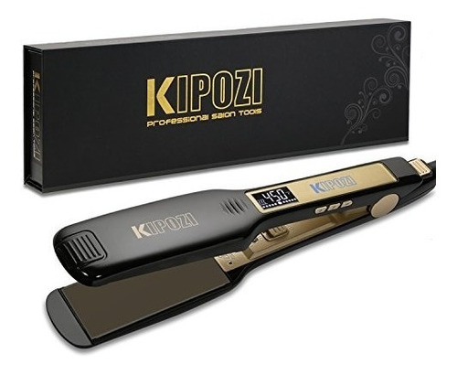 alisadores,plancha de titanio profesional de pelo de kip..