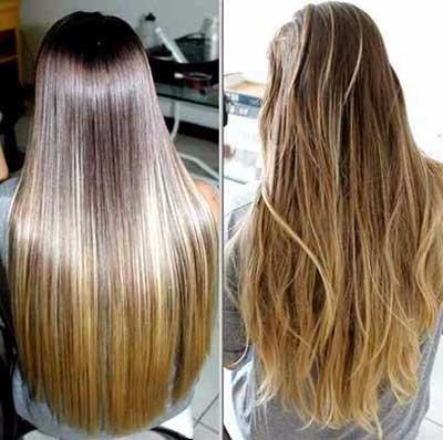 Resultado de imagem para alisamento de cabelo