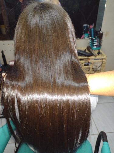 alisamentos em cabelos