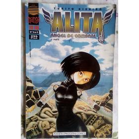 Alita Angel De Combate- Planeta De Agostini