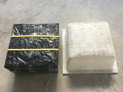 alivianamientos casetones de plastico y espuma flex