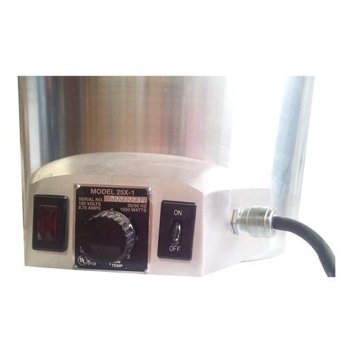 all american 75x esterilizador electrico olla xxest3 xxoll
