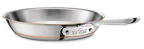 all-clad copper core 8-inch fry pan