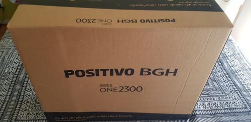 all in one bgh i5 500gb 4gb en caja. gran descuento