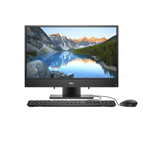 all in one dell inspiron 3277-u10 i3 4gb 1tb 21,5 fhd linux