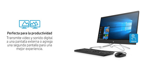 all in one hp dual-core a9-9425 4gb 1tb 23.8