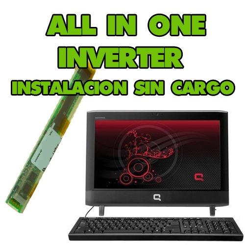 all in one inverter backlight flex hp lenovo laptop baires