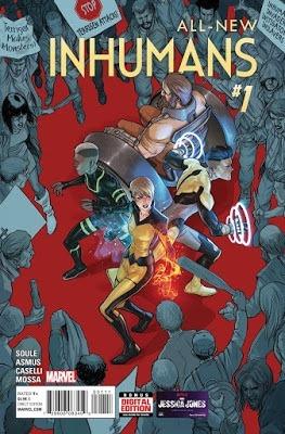 all new inhumans vol 1 cómics digital español