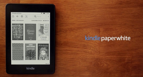 all-new kindle paperwhite 2018   now waterproof  - 32 gb