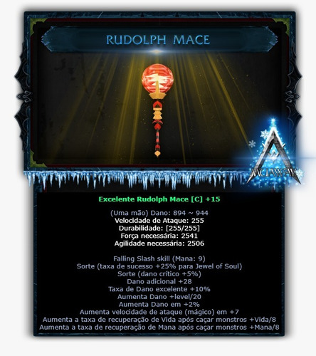 all rudolph muaway