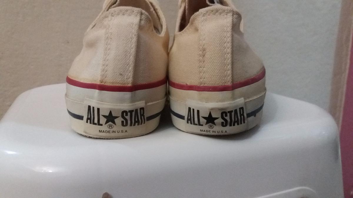 b6c3eb0f3301 all star converse made in usa original 8. Carregando zoom.