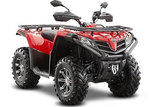 all-terrain (atv) four-wheeled desert motorcycle