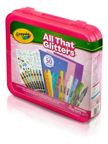 all that glitters crayola