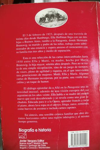 allá en la patagonia maría brunswig de bamberg
