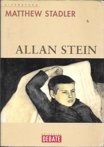 allan stein - matthew stadler - edit. debate