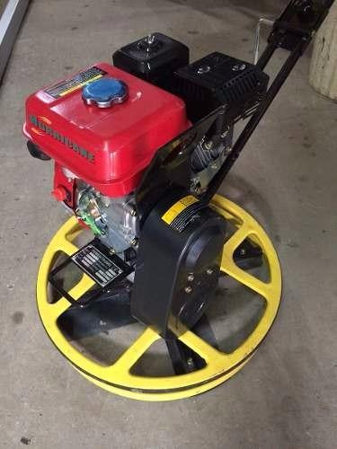 allanadora fratachadora 600 mm  - motor exp.6.5 hp 4 tiempos