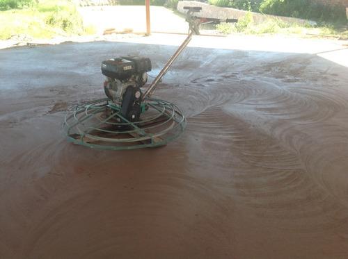 allanadora o alizadora de cemento whiteman ct 48