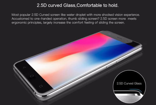 allcall madrid 3g smartphone - sistema operativo android 7.0