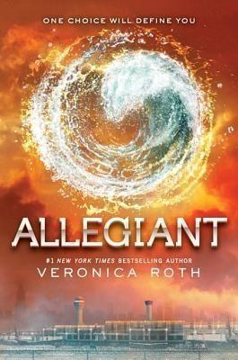 allegiant - divergent 3 - veronica roth - harper collins