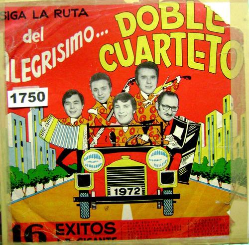 allegrissimo doble cuarteto-cumbia-vinilo