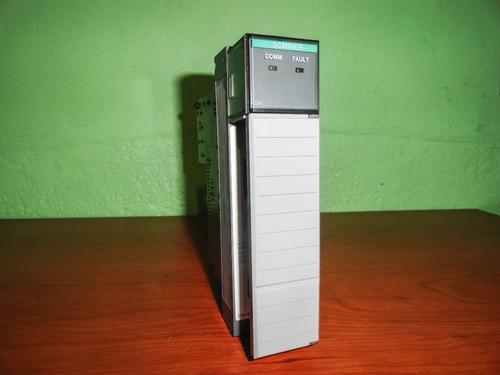 allen bradley plc slc 500 remote scanner module 1747-sn
