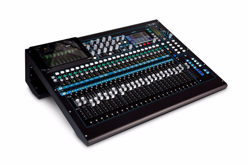 allen & heath qu-24 outs mixer digital allen & heath new