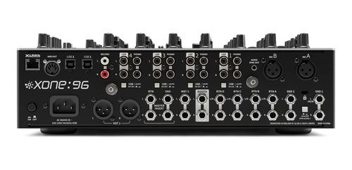 allen heath xone 96 mixer dj analógico 4 canais / lançamento