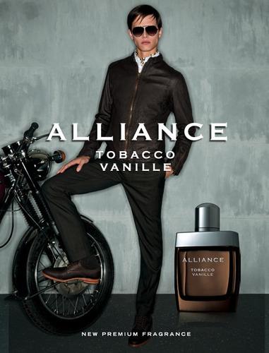 alliance tobacco vanille edt 80ml con vapo p/hombre original