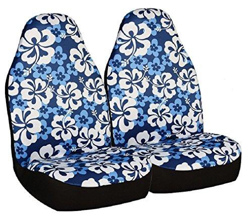 allison 67-0346blu blue hawaiian print universal cubo asient