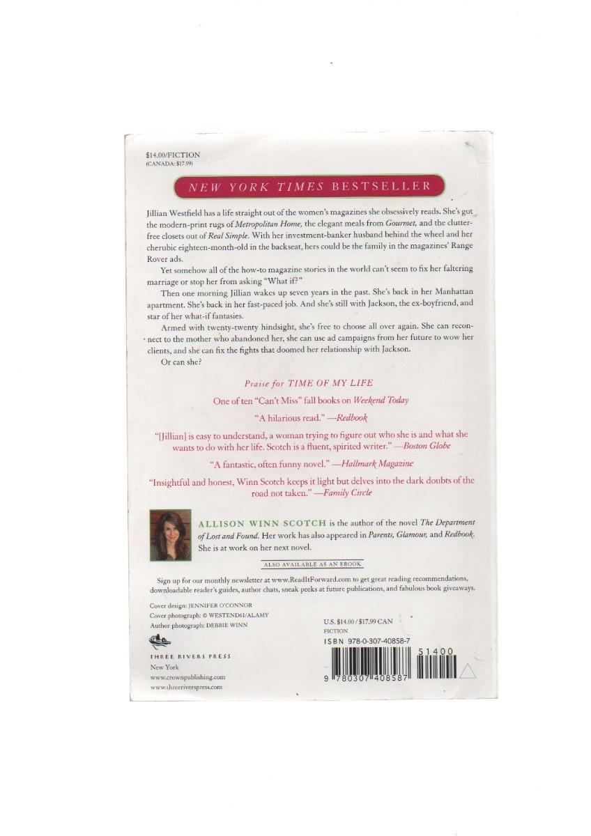 The time of my life ebook array allison winn scotch time of my life 400 00 en mercado libre rh articulo fandeluxe Gallery