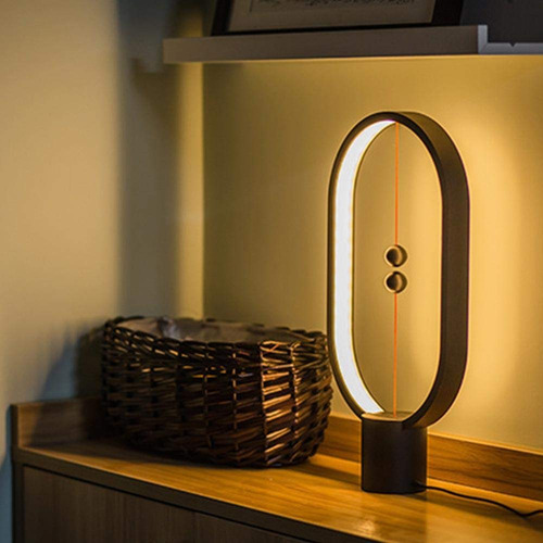 allocacoc heng equilibrio lamp - elipse magnético air-mid s
