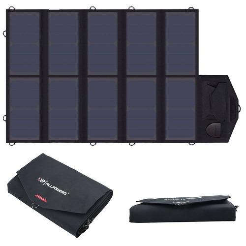 allpowers 60w cargador plegable del panel sol + envio gratis