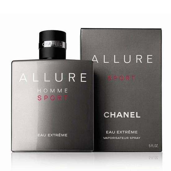 Allure Homme Sport Eau Extreme De Chanel 100 Ml - Original - R  525 ... bfc67a601c